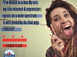 Sarah Flair