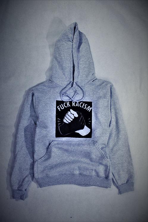 F#ck racism hoodie