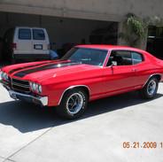 BEST CLASSIC CAR SHOP SPECIALIST NEAR ME IN LOS ANGELES - L.A. STREET CUSTOMS