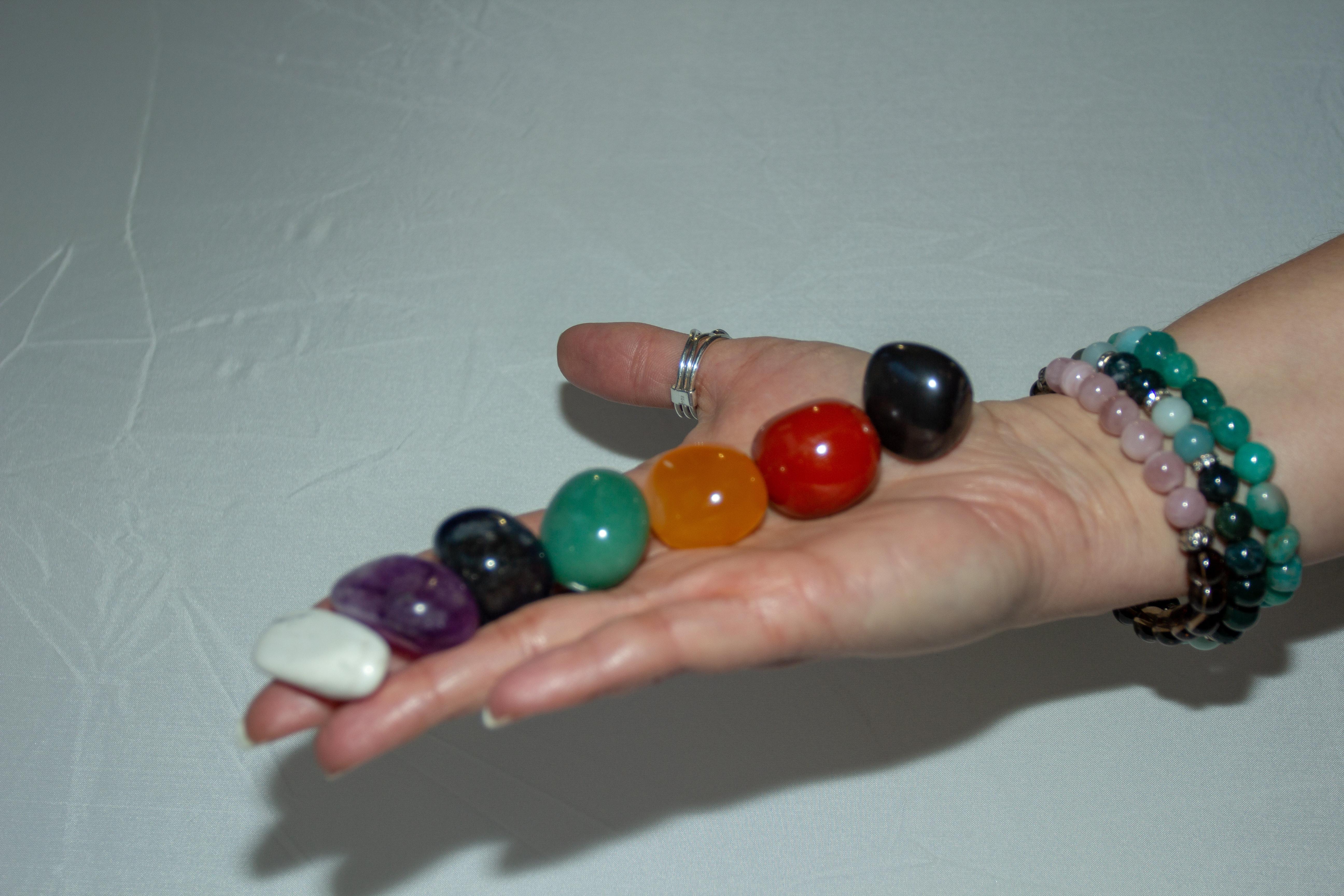 Divine Feminine Crystal Healing