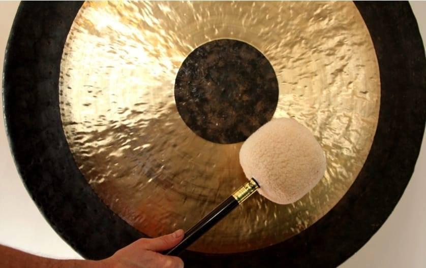 Gong Bath and Meditation