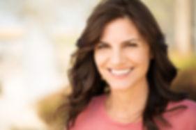 Beautiful mature woman smiling..jpg