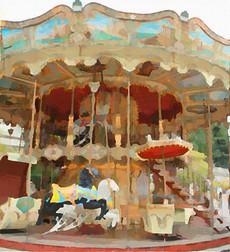 Paris Carousel I