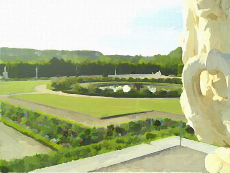 Gardens of Versailles III