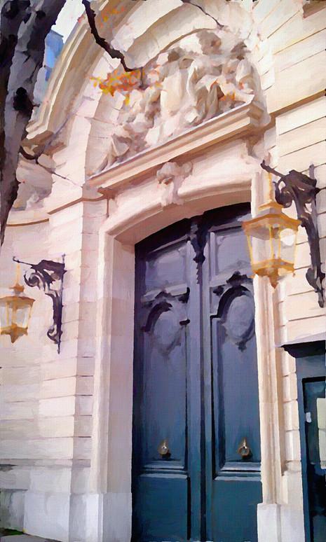Paris Doors I