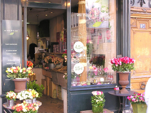 Shopping, Paris Style...