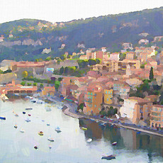 Cote D'Azur (Square)