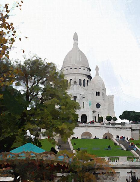 Paris Carousel V