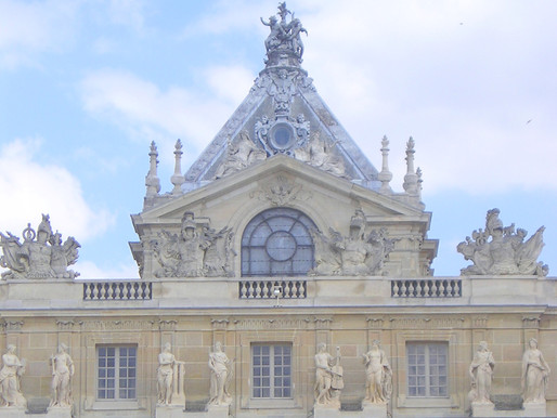 Versailles, The Chateau...