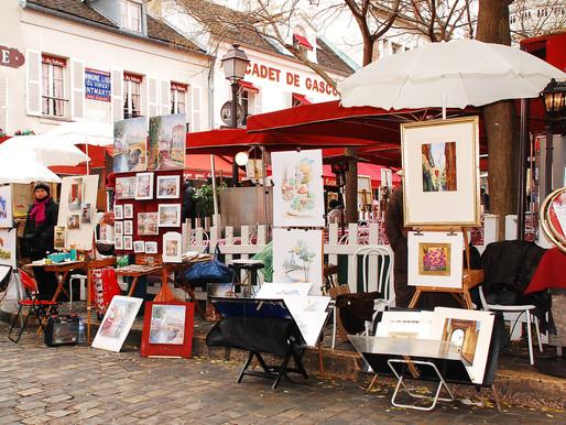 Montmartre ...