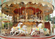 Paris carousel III