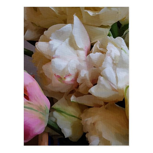 Daylesford Flowers I Postcard