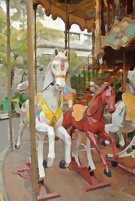 Paris Carousel IV