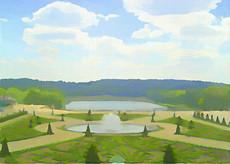 Gardens of Versailles I