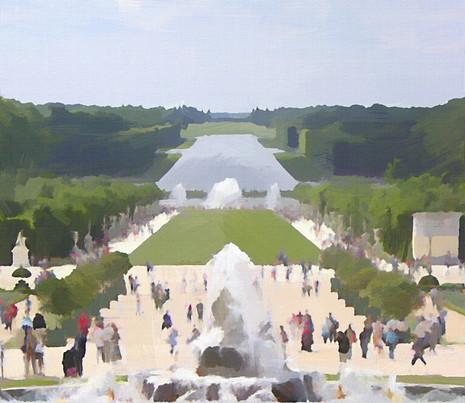 Gardens of Versailles IV