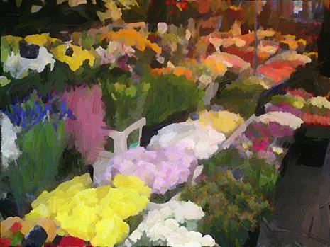 Paris Flower Market I