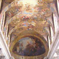 Versailles Ceiling (Square)