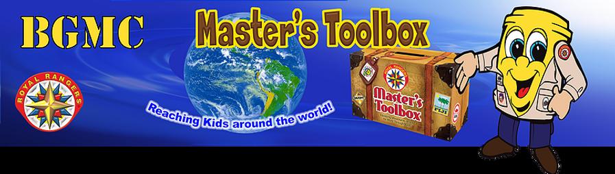 BGMC Master's Toolbox
