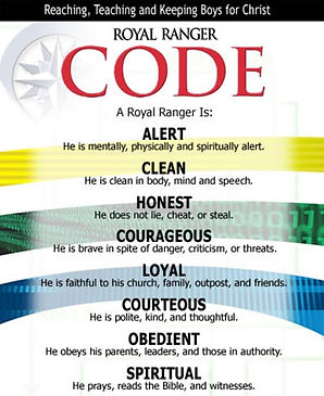 Royal Ranger Code