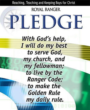 Royal Ranger Pledge