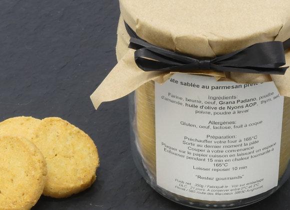 Préparation pour sablé au noix du Dauphiné prête à cuire