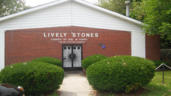 Come visit us at Lively Stones