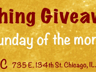 Food & Clothing Giveaway
