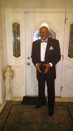 Pastor & Founder Clifton Johnson