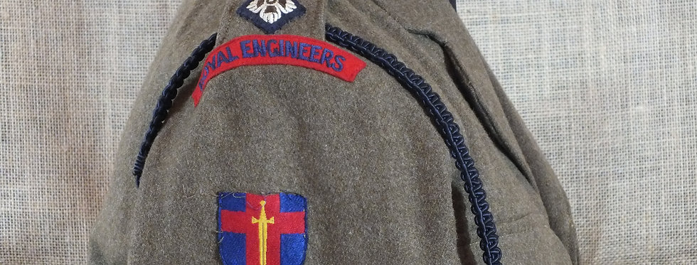 British Battledress Royal Engineers