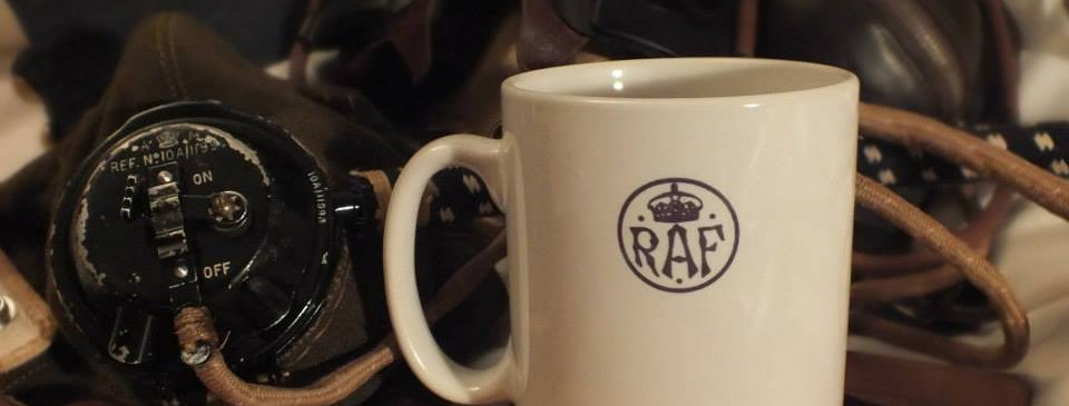 RAF Mugs Set of 4