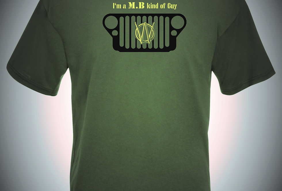 Willys MB Jeep T Shirt