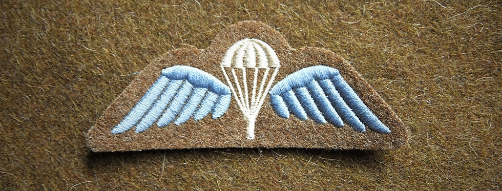 Parachutist Qualification Wings (Airborne)