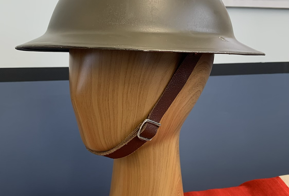 copy of WWI British Brodie Helmet Reproduction