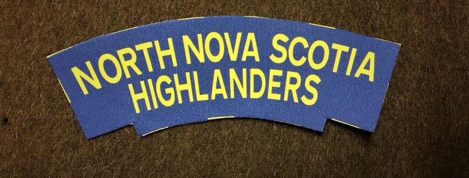 Nova Scotia Highlanders (Canada)