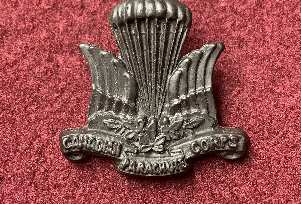 1st Canadian Parachute Battalion Cap Badge