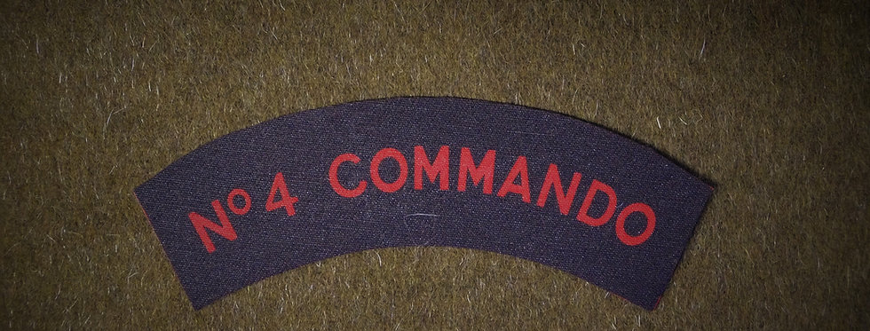 No4 Commando