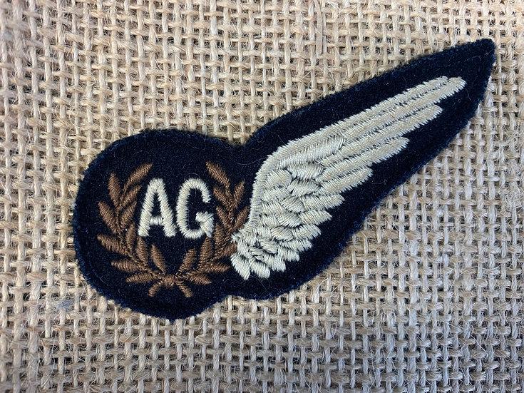 Original WW2 RAF Air Gunner Brevet.