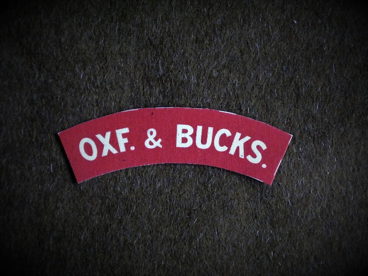 Oxf. & Bucks. Light Infantry