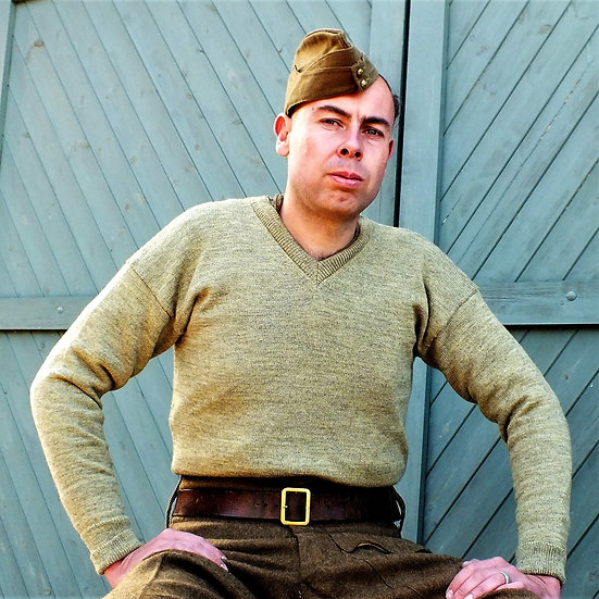 WW2 British Army Pullover