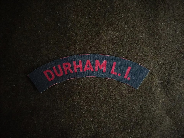 Durham Light Infantry Rifle Green
