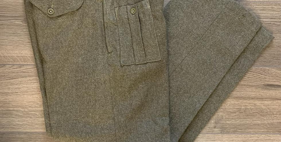 1940 Pattern Battledress Trousers