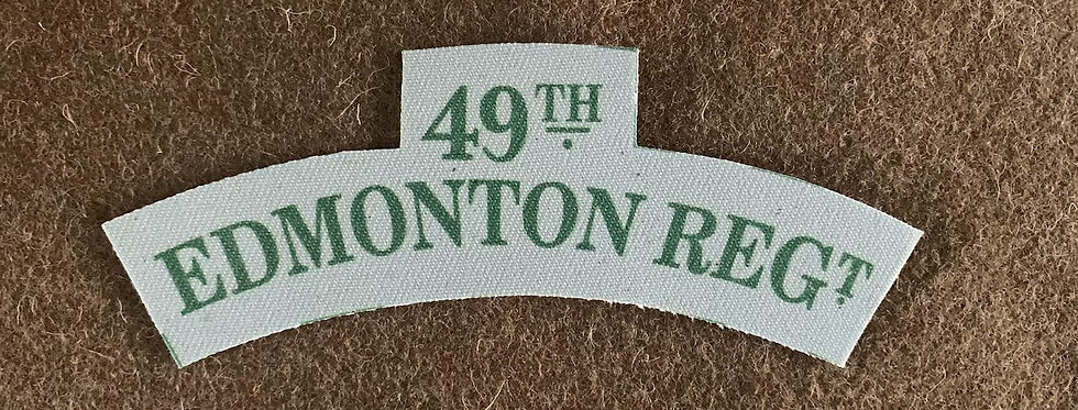 Canadian Edmonton Regiment
