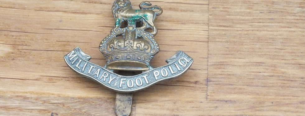 Military Foot Police