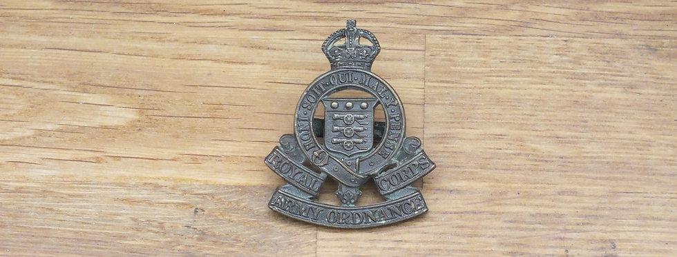 RAOC officers
