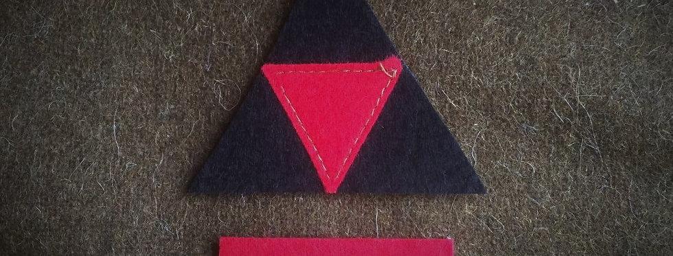 3rd Infantry Division (Felt) 1 AOS