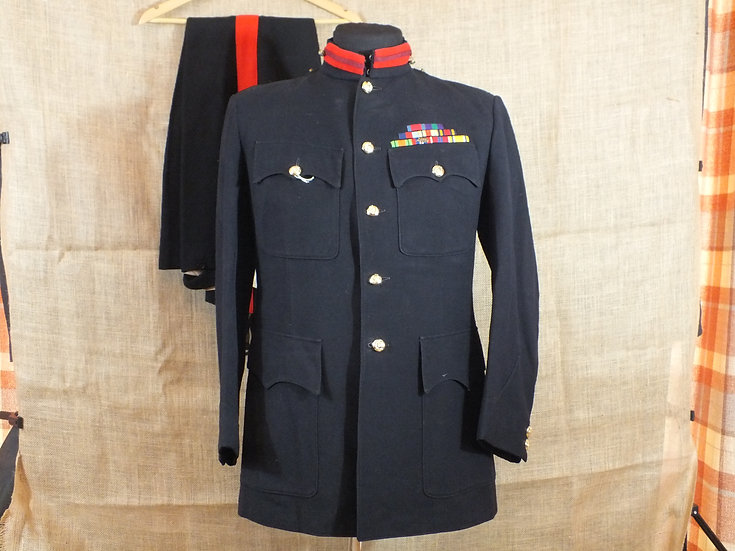 British officers Dress Blues