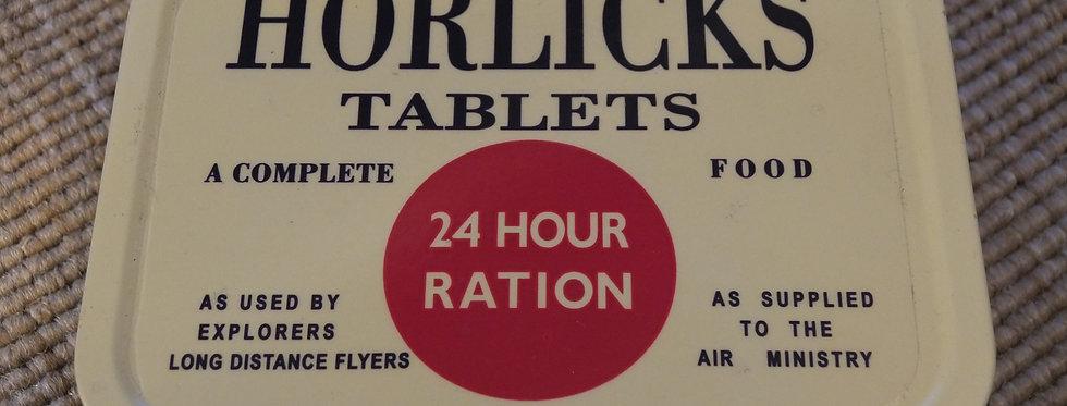 Horlicks Ration Tin