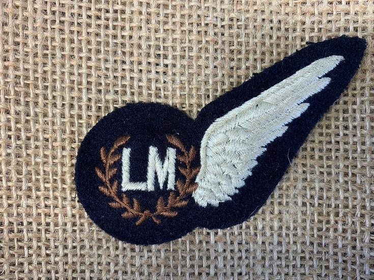 RAF Load Master Brevet.
