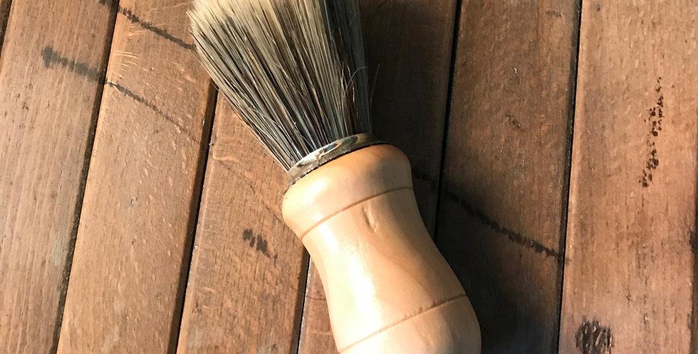 War Department Shaving Brush Reproduction