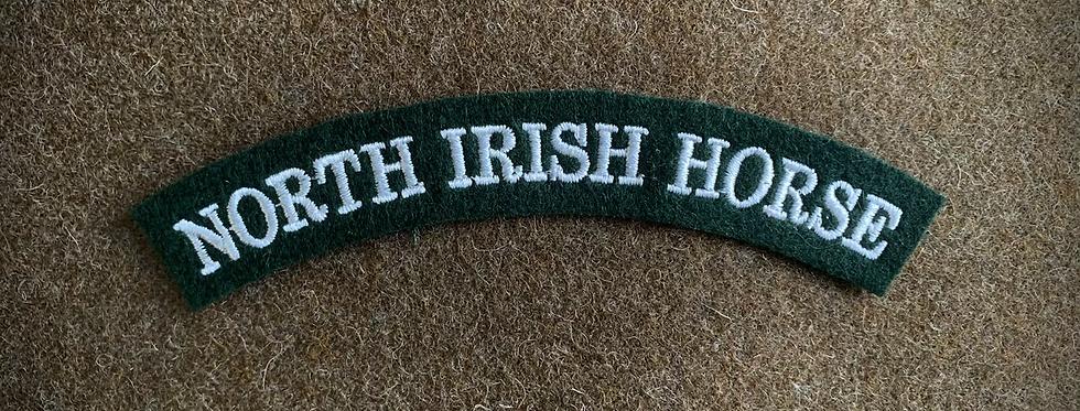North Irish Horse (Felt)
